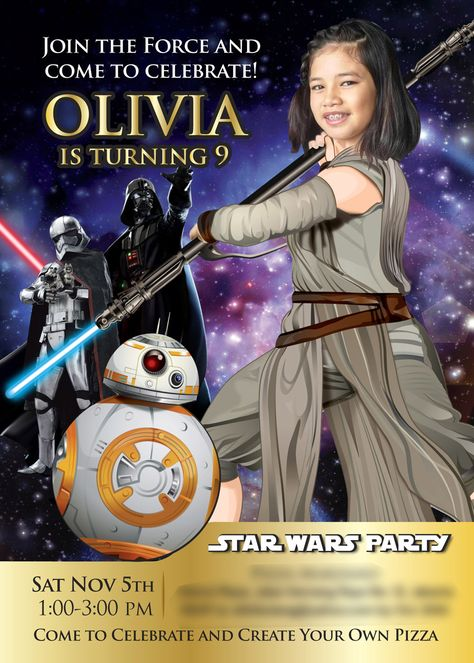 Turn Your Girl Into A Jedi To Be The Hero Along Galaxy Enemies