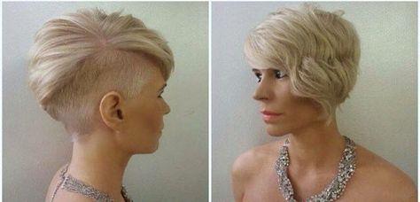 Moderne Undercut Frisuren Für Frauen Die Keine Angst Vor