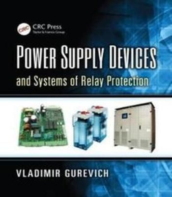 Power Supply Devices And Systems Of Relay Protection PDF