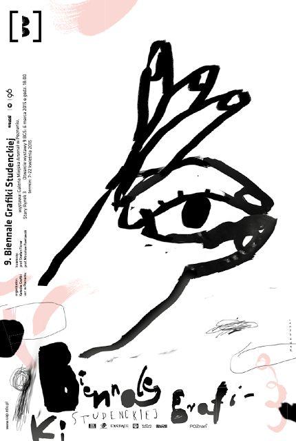 Marcin Markowski_Image forte, inspiration de l'école de l'affiche Polonaise, bonne circulation de l'oeil sur l'image