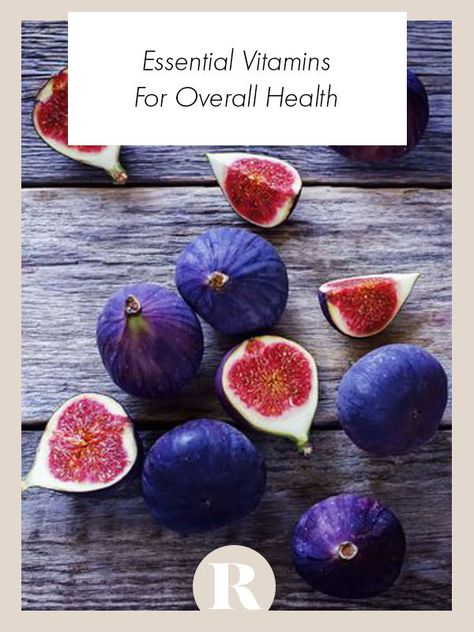 Essential vitamins you can take to manage your overall health