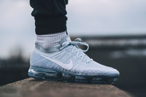 Up Close with the Nike Air VaporMax (Pure Platinum)  6c51d9a45