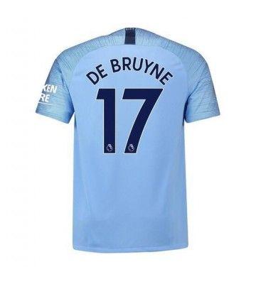 Manchester City De Bruyne 18-19