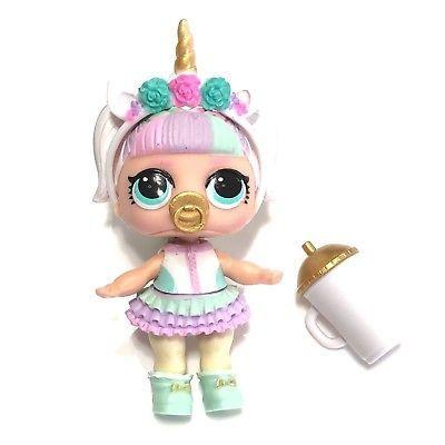 Dress Accessory  Series 3 Wave 2 Pop LOL Surprise Dolls Unicorn Outfit