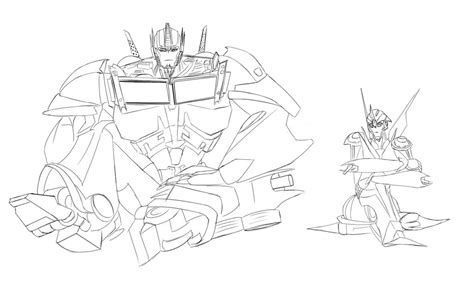 Transformers Prime Arcee Coloring Pages Coloring Pages Transformers Prime Transformers Autobots