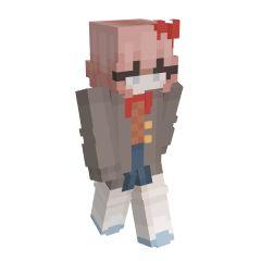Sayori Minecraft Skins | NameMC