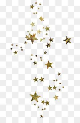 White Pattern Gold Stars Falling Png Download 600 505 Free Transparent Star Png Download Diseno De Personajes Balde De Pintura Marcos Para Editar Fotos