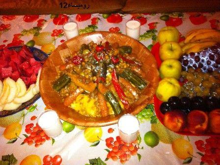 Couscous Koskous Kseksou Saksou T3am Lkasakis كسكسو Kseksou Bnine كسكس مغربي طريقة تحضير بالصور Food Vegetable Pizza Breakfast