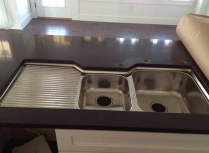 38 New Ideas For Kitchen Sink Drainboard Counter Tops Steel