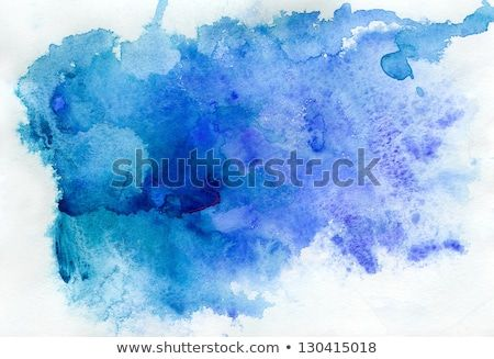 Abstract Blue Watercolor Background Watercolor Background