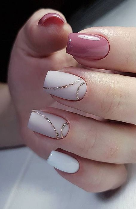 20 Cute Summer Nail Designs For 2020 In 2020 Wedding Nail Art Design Cute Summer Nail Designs Wedding Nails Design