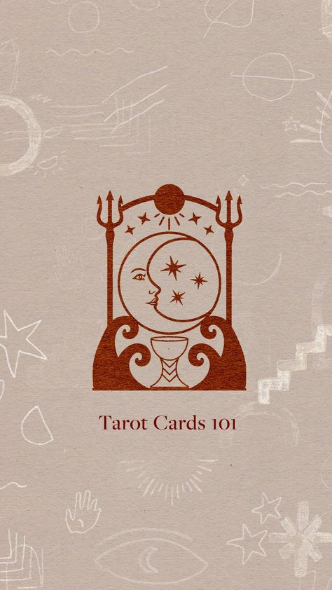 Chances are you've heard about tarot cards — they have been around for a very long time, in fact, their roots are practically untraceable. These cards are adorned with artwork and packed with meaning, and if you've ever walked down a city street you've seen someone offering to read them for you. Well, save your money and your doubts, because here is a guide to the tarot so you can explore for yourself. ✨ #tarotcards #moontarot #alexandani #designedtoconnectyou