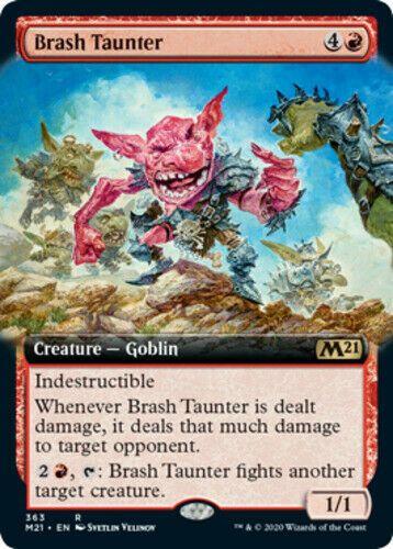 Dominaria MTG Goblin Warchief x1 Magic the Gathering