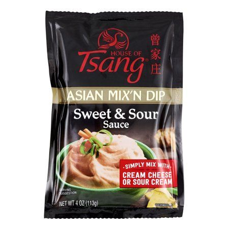 House Of Tsang Sweet Sour Mix N Dip Walmart Com In 2020 Side Dishes For Bbq Discover Food Easy Asian Recipes