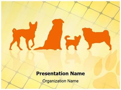 Dog themed powerpoint template fieldstation dog themed powerpoint template toneelgroepblik Choice Image