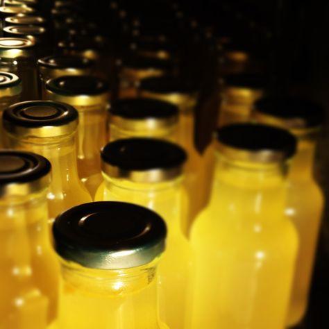 citrondricka utan socker