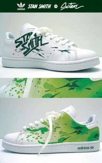 Ideassneakers• 2019 Smith Stan 57 In Sneakers Custom rCQsdxth