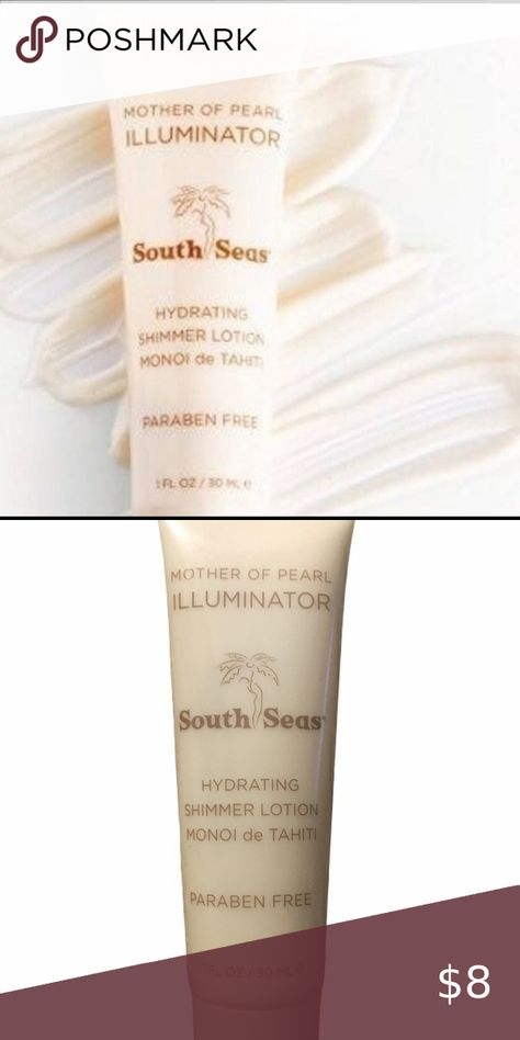 5 20 Mother Of Pearl Illuminator Shimmer Lotion In 2020 Shimmer Lotion Lotion Shimmer