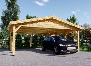 Prefab Wooden Garages For Sale Pineca Com In 2020 Carport Designs Carport Wooden Garage