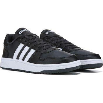 Men's Hoops Low Sneaker | Shoes in 2019 | Adidas men