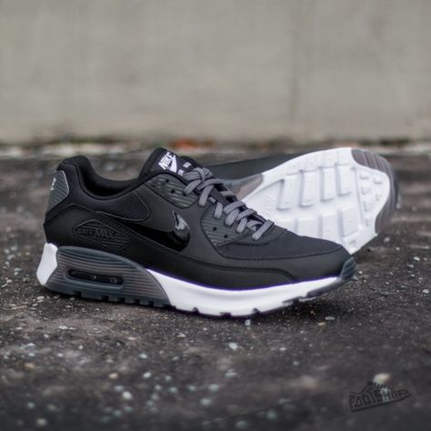 top quality on wholesale classic shoes Nike W Air Max 90 Ultra Essential Black/ Black- Dark Grey- Pure ...