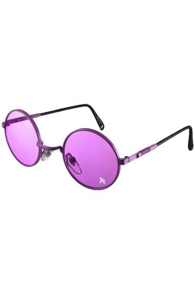 OVAL ROUND CIRCLE MIRROR REFLECTIVE COLOR OVERSIZED RIMLESS SUNGLASSES