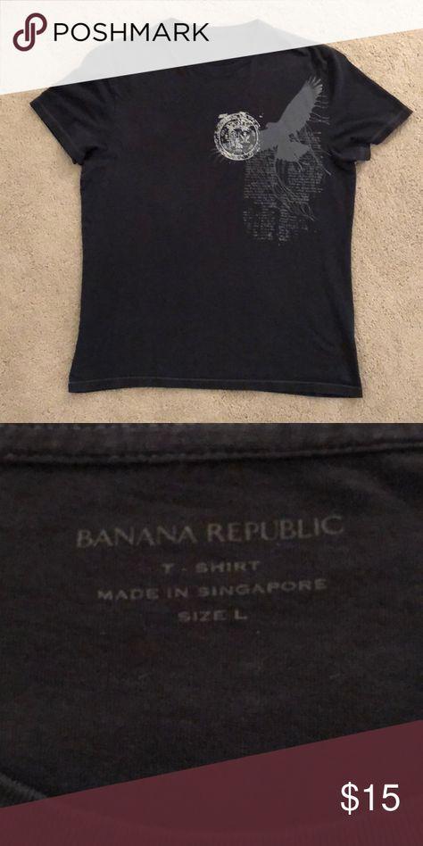 37563d36 Shirt in 2019 My Posh Picks t Shirts Banana republic