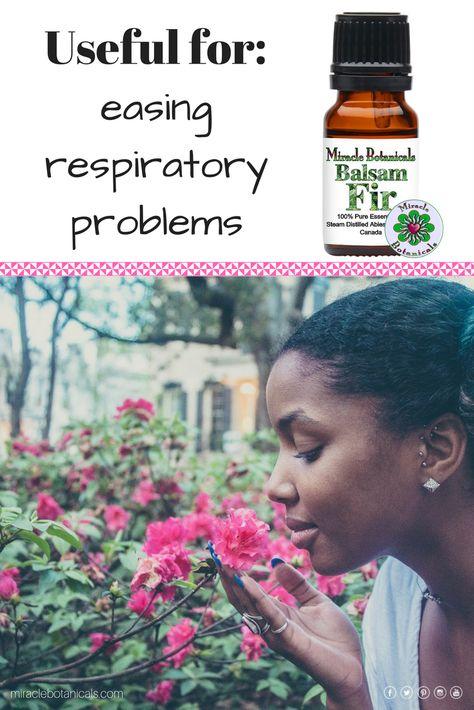 supportsmallbusiness Balsam fir essential oil has...