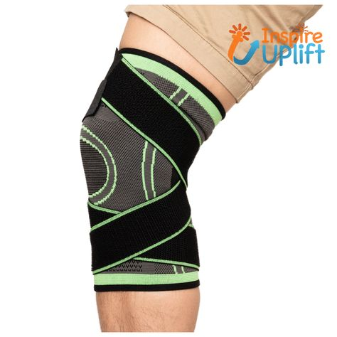3d Adjustable Knee Brace With Images Knee Brace Knee Braces