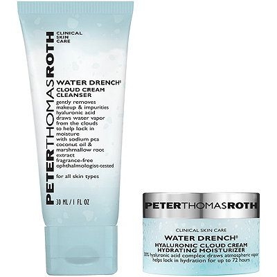 Peter Thomas Roth Cleanse Drench Repeat Hydro Cleanse Duo Hydrating Moisturizer Skin Care Clinic Skin Care