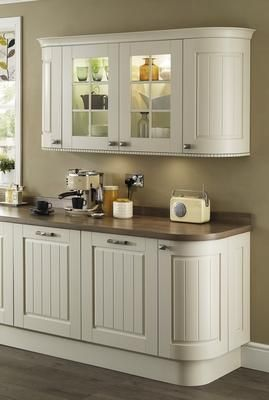 Kitchens Wall Cabinets As Practical