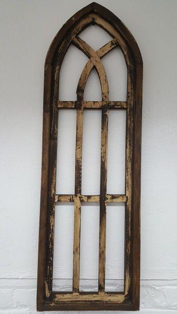 Wood Arch Window Wood Window Frame Wooden Window Frames Arched Wall Decor