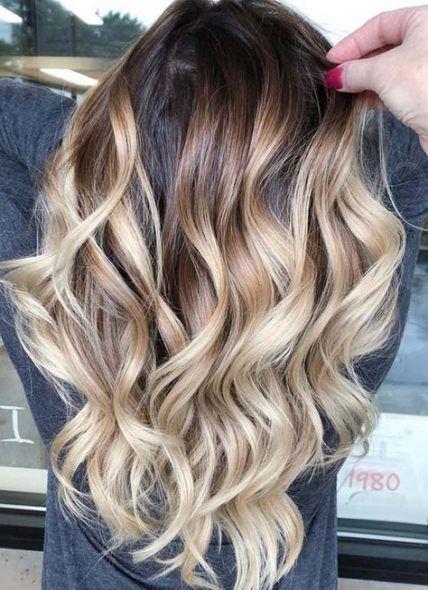 24 Best Ideas Hair Color Blonde Ombre Bleach Hair Styles Hair Color Highlights Balayage Hair