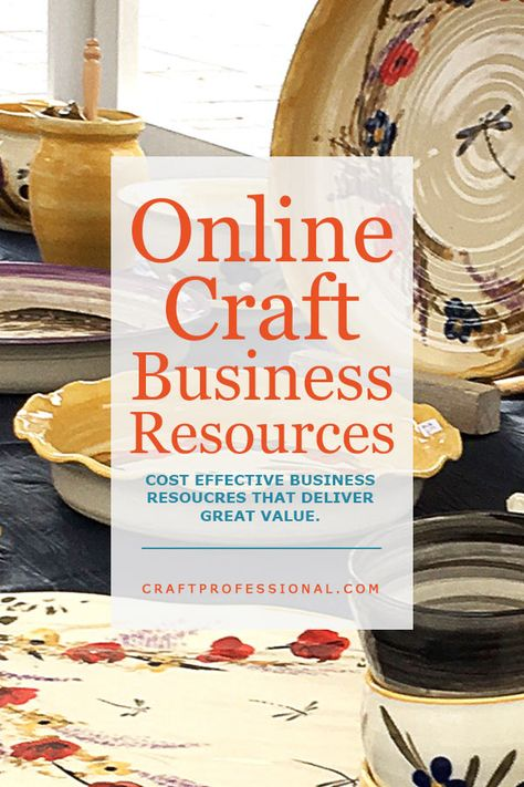 Craft Business Resources for Your Online Shop