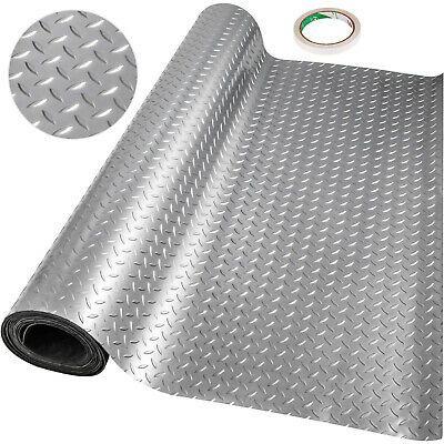 Ad Ebay Garage Flooring Mat Trailer Floor Covering 2 Rolls 17x3 6 Pvc Floor Protector Garage Mats Garage Floor Mats Garage Floor