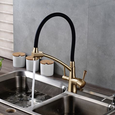 Type Kitchen Sink Faucet Faucet Material Brass Faucet Height