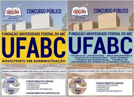 Apostilas Preparatorias Concurso Fundacao Universidade Federal Do