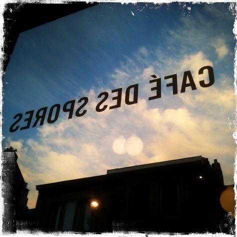 Cafe des - Brussels, BE