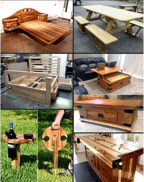 Each Of The 16 000 Projects Are Detailed Enough To Leave Nothing To Guesswork Yet Simple Enough F In 2020 Diy Wood Plans Pallet Projects Furniture Woodworking