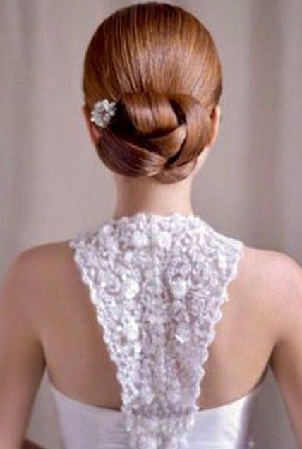 50 Classy Clean Bun Hairstyles Ideas Bridal Hair Pins Up Hairstyles Long Hair Styles
