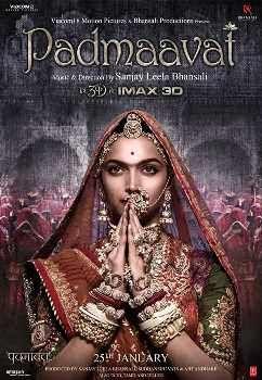 Padmaavat 2018 Hindi Movie Brrip 400mb 480p 1 3gb 720p Full