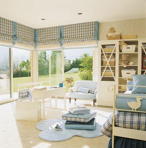 baby room from El Mueble