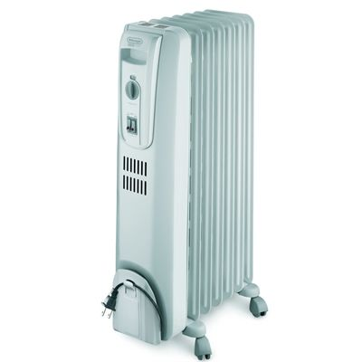 Delonghi Trh0715ca Oil Filled Radiant Tower Electric Space Heater Thermostat Heater Thermostat Portable Space Heater Portable Heater