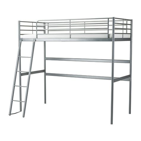 Us Furniture And Home Furnishings Loft Bed Frame Ikea Loft