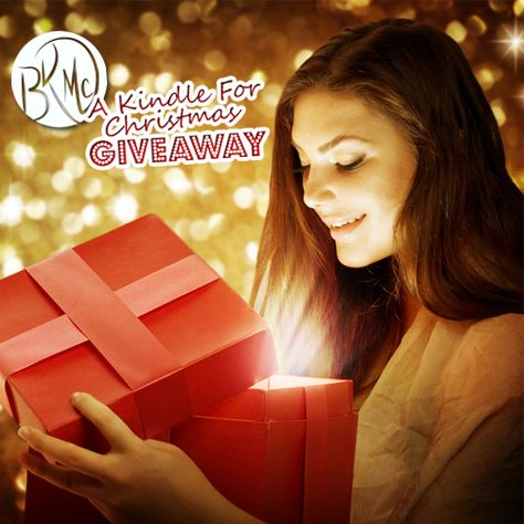 A Kindle for Christmas Giveaway