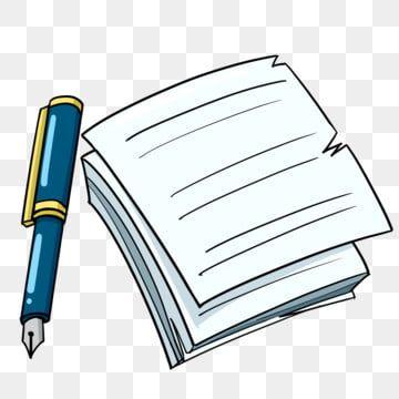 Blue Pen Learning Paper Paper Pen Clipart Paper Clipart In 2021 Pen And Paper Clip Art Paper Background
