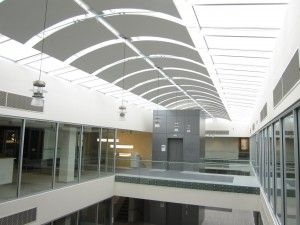 Commercial Office Retail With Images Acoustical Ceiling Ceiling Panels Office Building