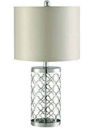 Coaster 901314 Light Gold Finish Decorative Table Lamp Table Lamp Decorative Table Lamps Gold Table Lamp
