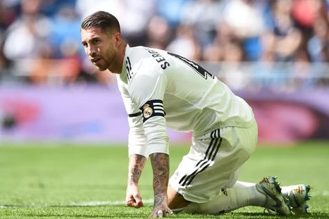 Sergio Ramos #realmadrid #halamadrid #football