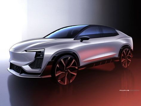 AIWAYS teases U6ion electric crossover concept  #conceptcar #conceptcars #cardesign #futuristiccars #design #futuristic #autodesign #automotive #car #cargram #cardesign #automotivedesign #autodesign #cardesignworld #cardesignercommunity #cardesignpro #carbodydesign #cardesigner #vehicledesign #carsketch #cardesignsketch #industrialdesignsketch #carrendering